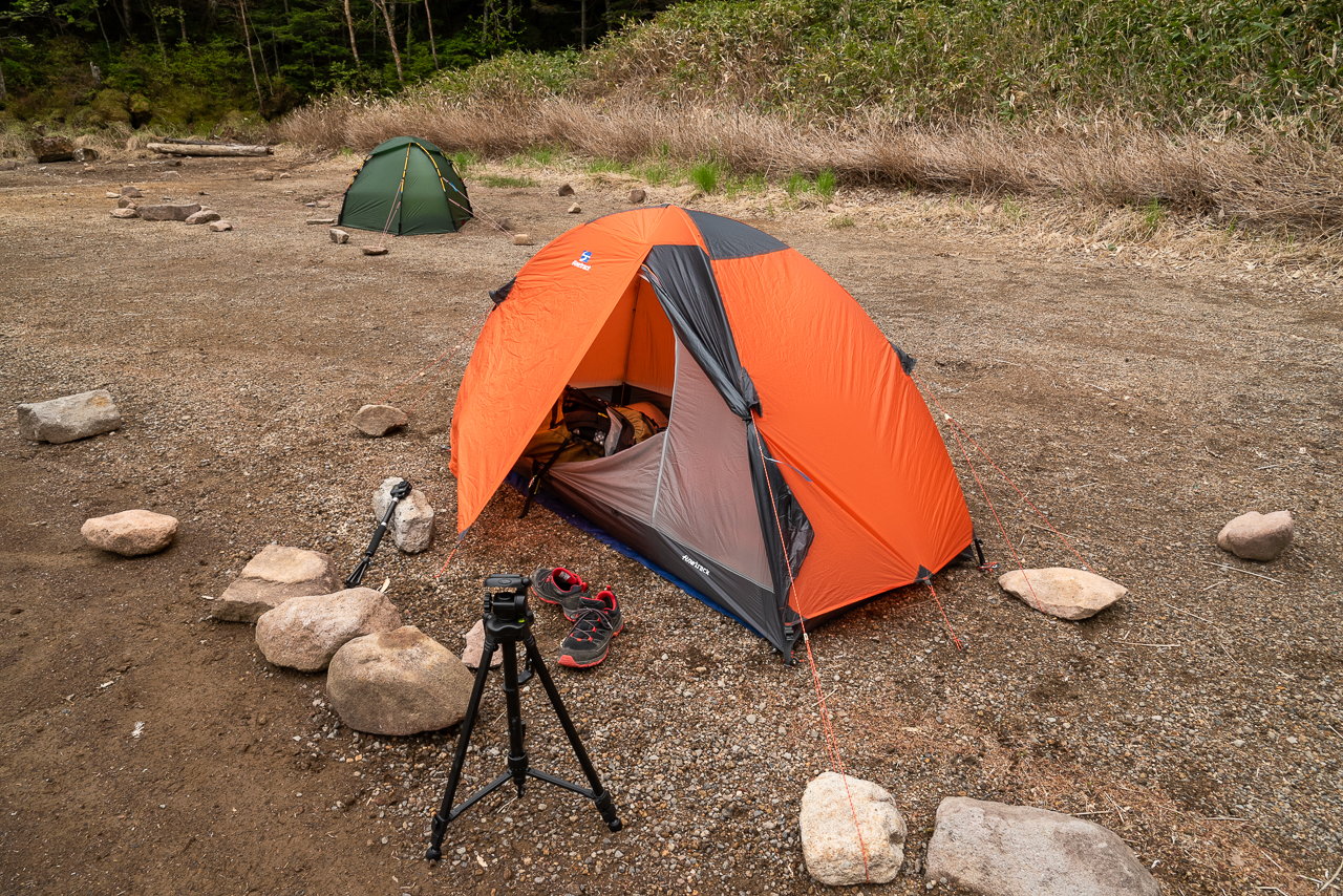 双子池キャンプ場
